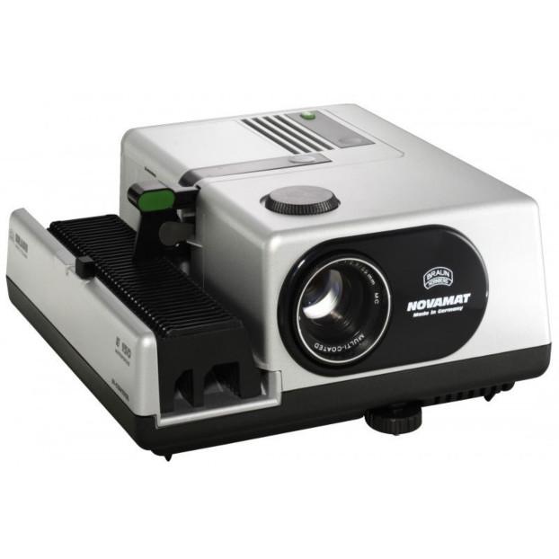 Braun / Reflecta diaprojector Novamat E-150