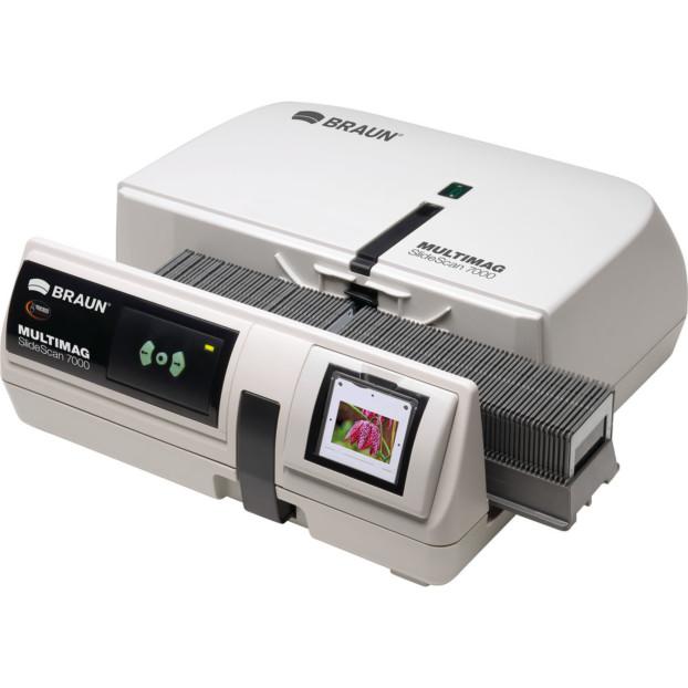 Braun Multimag SlideScan 7000