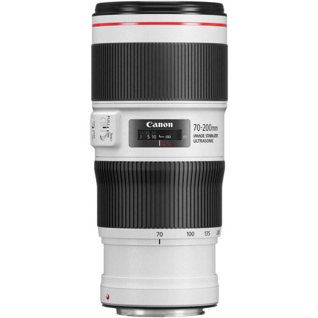 Canon 70-200mm f/4.0 L IS II USM