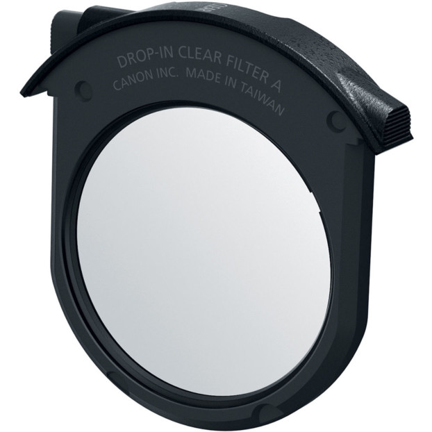 Canon Drop-in Filter Clear
