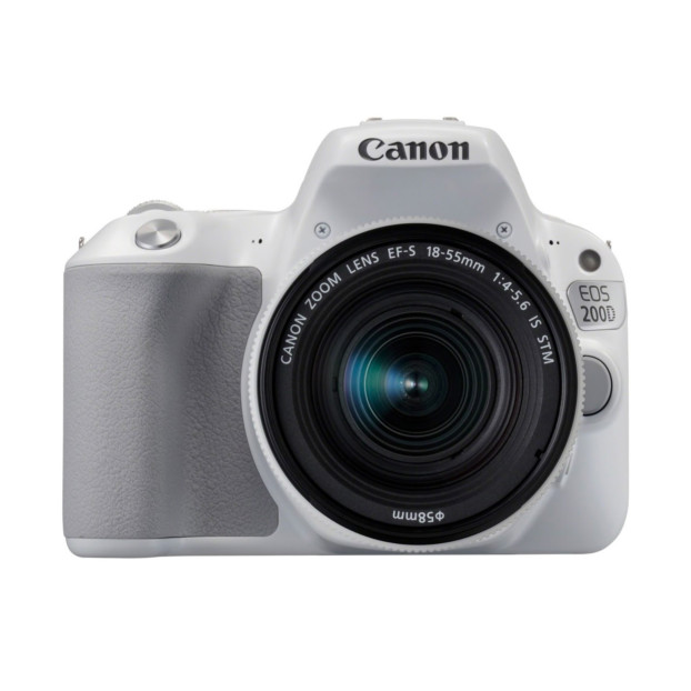 Canon EOS 250D Body Wit + 18-55mm IS STM Wit