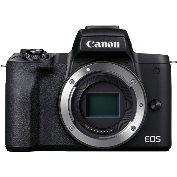 Canon EOS M50 Mark II Body zwart