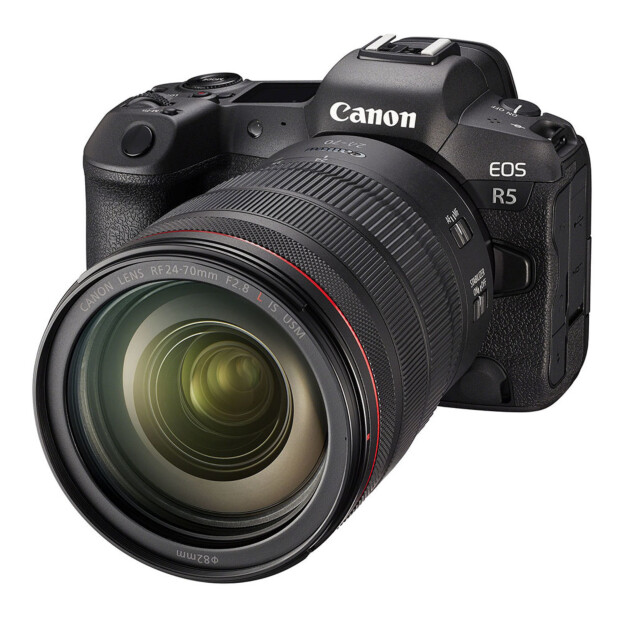 Canon EOS R5 + RF 24-70mm f/2.8 L IS USM