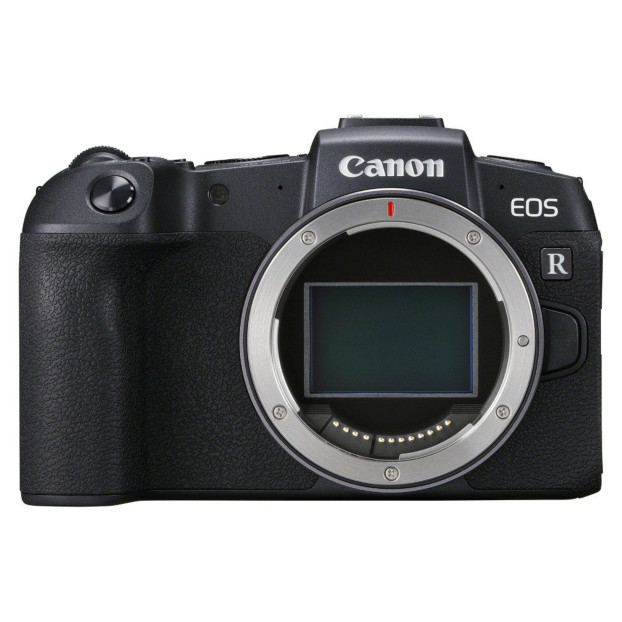 Canon EOS RP + EF naar RF Adapter