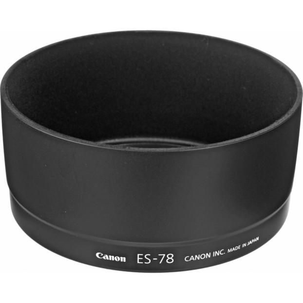 Canon ES-78 Zonnekap   EF 50mm f/1.2 L USM