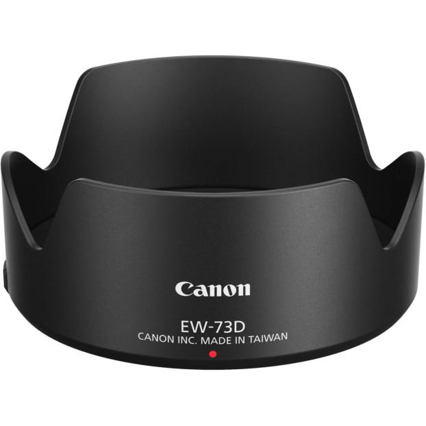 Canon EW-73D Zonnekap | EF-S 18-135mm IS USM en RF 24-105mm IS STM