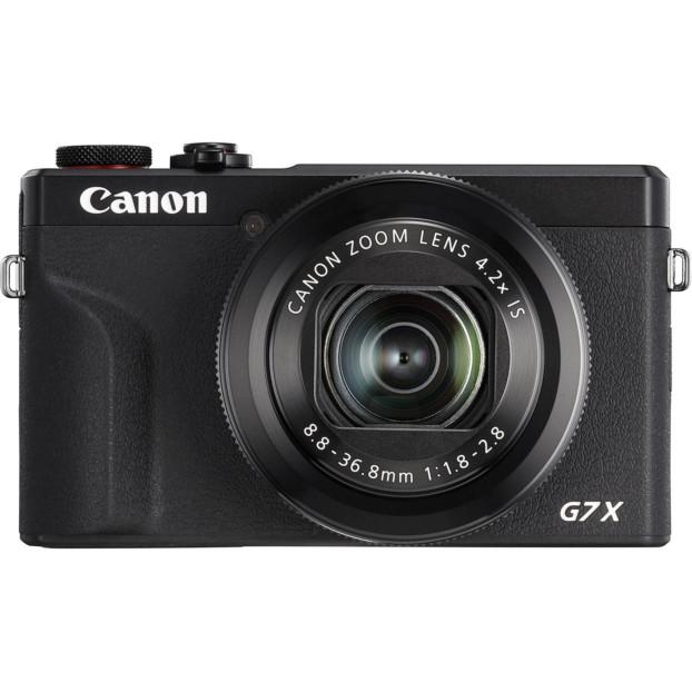 Canon G7X mark III zwart
