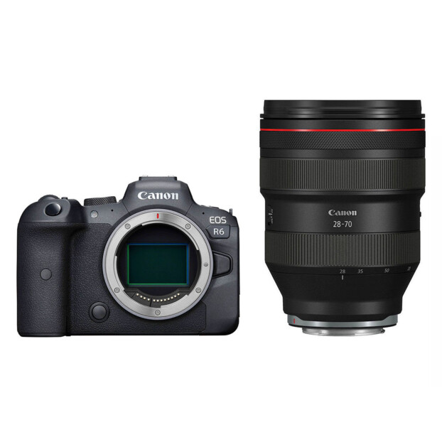Canon EOS R6 + Canon RF 28-70mm f/2.0 L USM