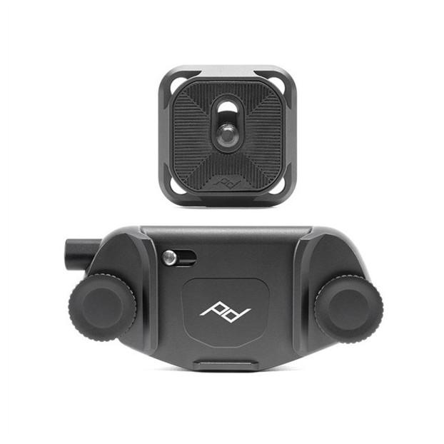 Peak Design Capture camera clip V3 zwart