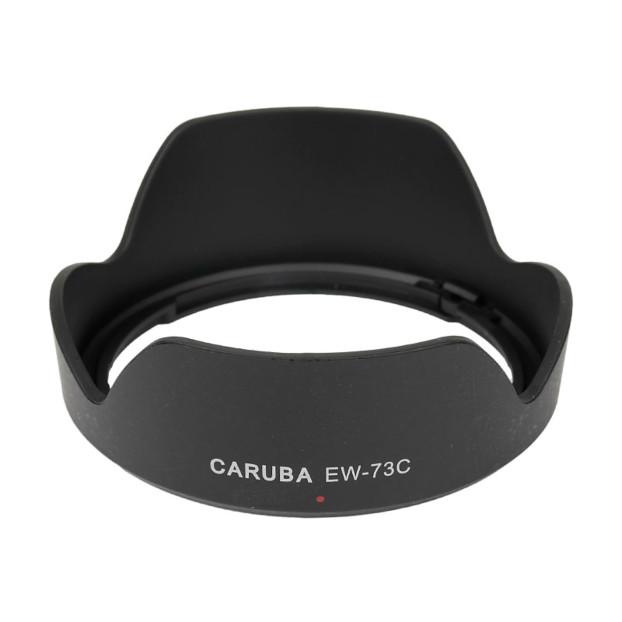Caruba EW 73C Zonnekap Zwart