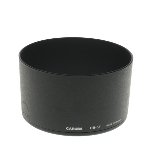 Caruba HB 57 Zonnekap Zwart