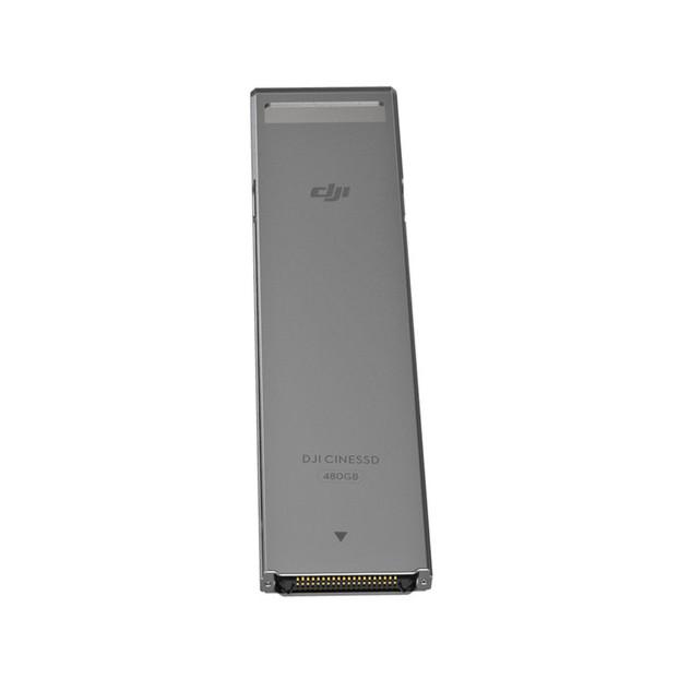 DJI Inspire 2 CINESSD 480GB (Part 02)
