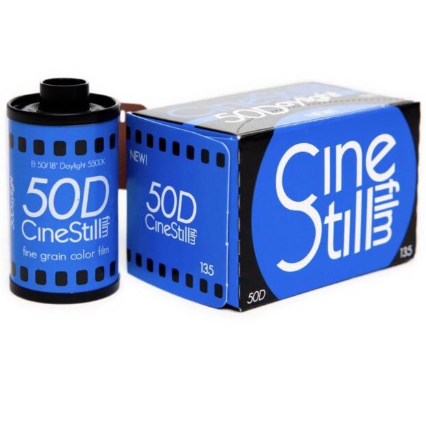 Cinestill Xpro 50D 135/36