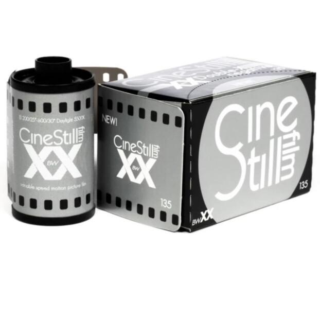 Cinestill BWXX | ISO 250 | 135-36