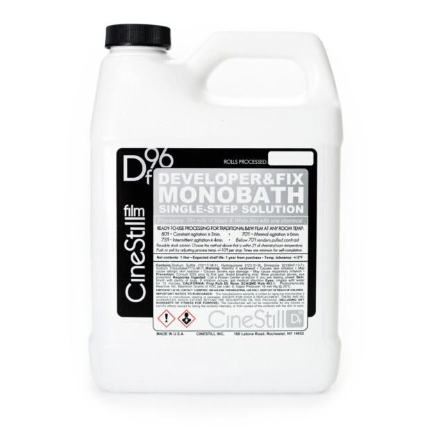 Cinestill DF 96 Monobath