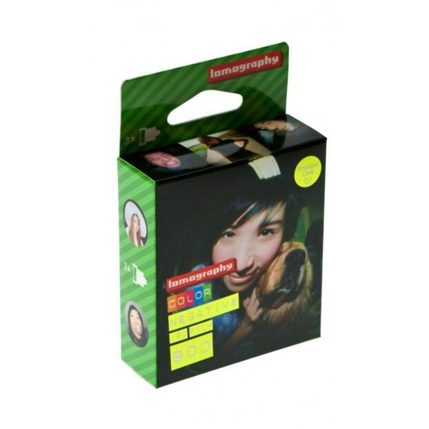Lomography Color Negative 800 120 3-pak
