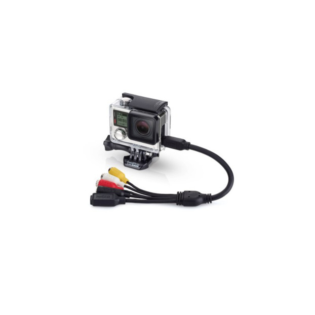 GoPro Combo Cable for HD3 (+) and 4