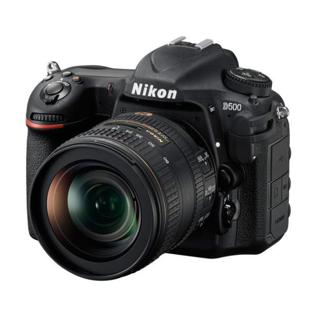 Nikon D500 + AF-S DX 16-80mm F2.8-4.0E ED VR