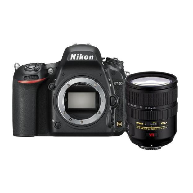Nikon D750 + AF-S 24-120mm F4.0 ED VR