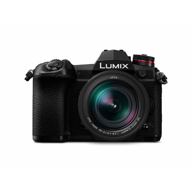 Panasonic Lumix DC-G9 + Leica 12-60mm F2.8-4.0
