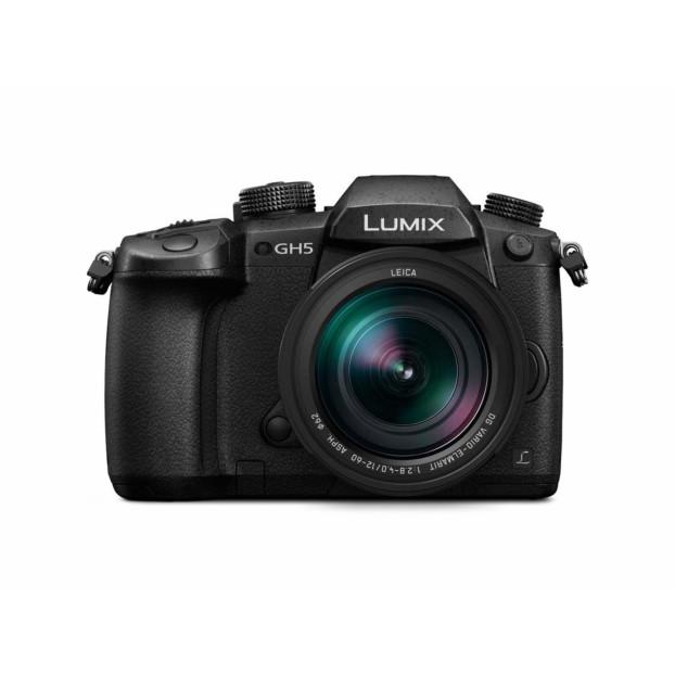Panasonic Lumix DMC-GH5 + Leica 12-60mm F2.8-4.0