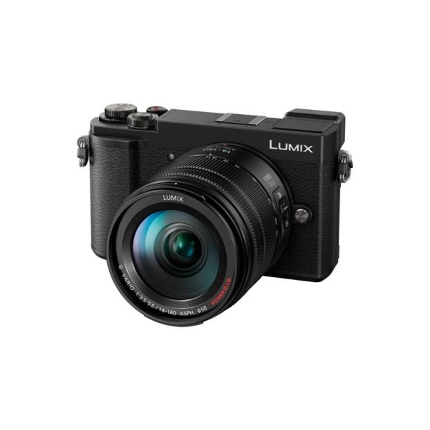 Panasonic Lumix DC-GX9 zwart + 14-140mm F3.5-5.6 ASPH.