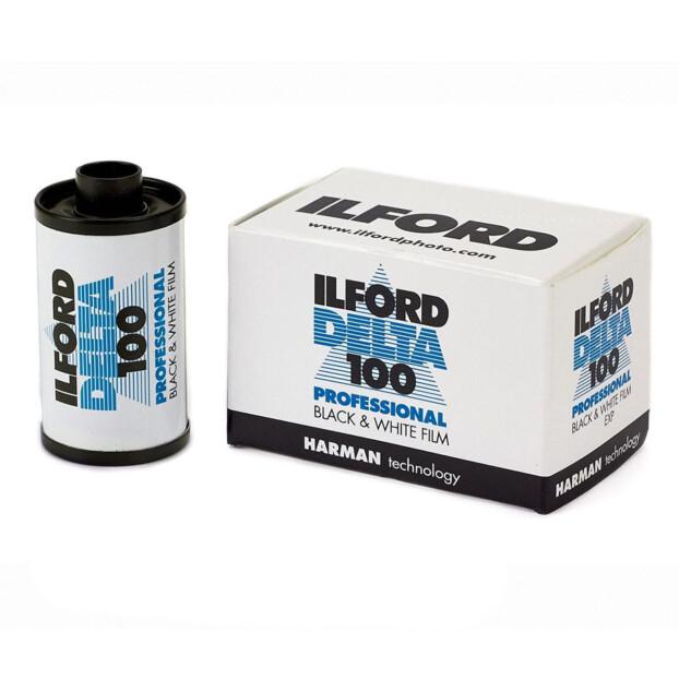 Ilford/Harman Delta 100 Prof. 135-24