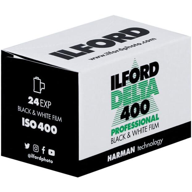 Ilford/Harman Delta 400 Prof. 135-24