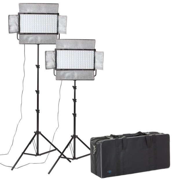 Dorr DLP-2000 LED Continuous Light Kit