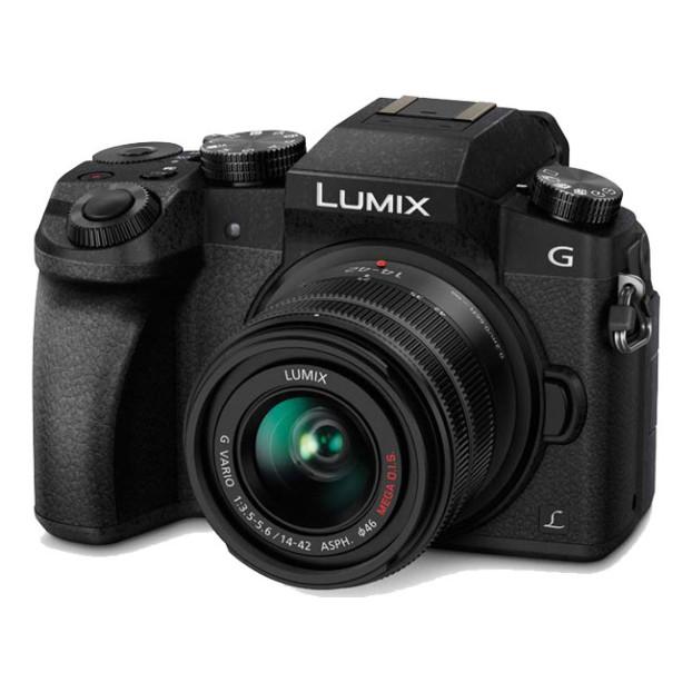 Panasonic LUMIX DMC-G7 + 14-42mm F3.5-5.6 ASPH.