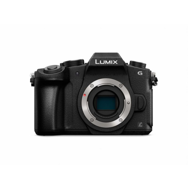 Panasonic Lumix DMC-G80 Body zwart