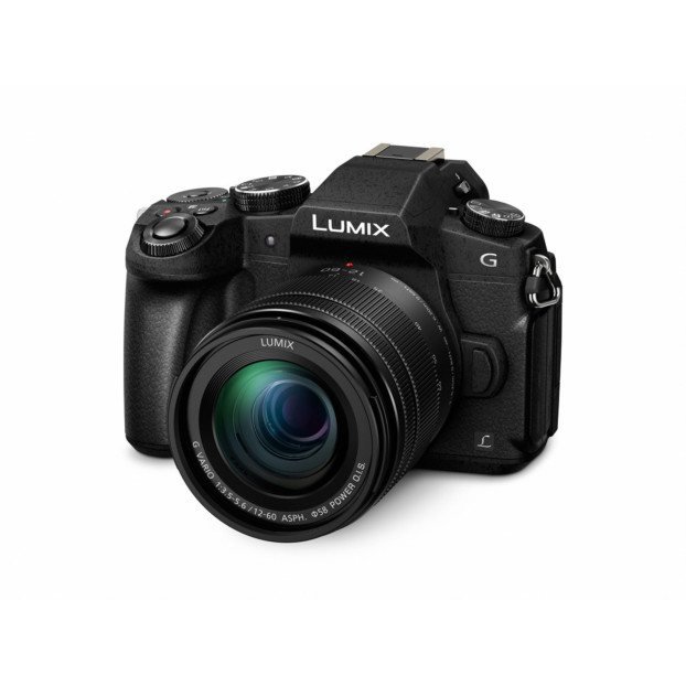 Panasonic LUMIX DMC-G80 zwart + 12-60mm F3.5-5.6 ASPH.