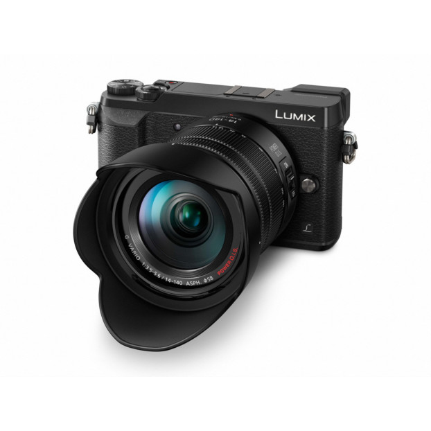 Panasonic LUMIX DMC-GX80 zwart + 14-140mm F3.5-5.6 ASPH.
