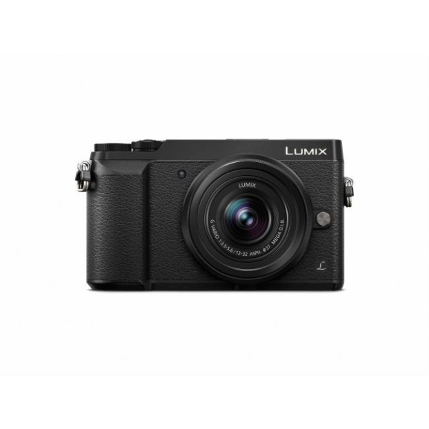 Panasonic LUMIX DMC-GX80 zwart + 12-32mm F3.5-5.6