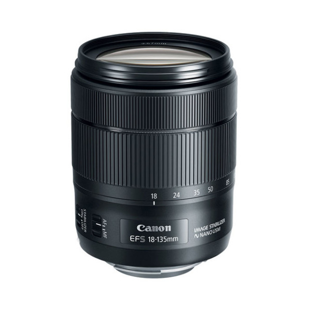 Canon EF-S 18-135 mm F3.5-5.6 IS USM (bulk verpakking)