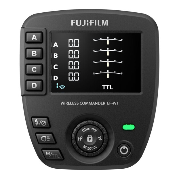 Fujifilm EF-W1 Wireless transmitter