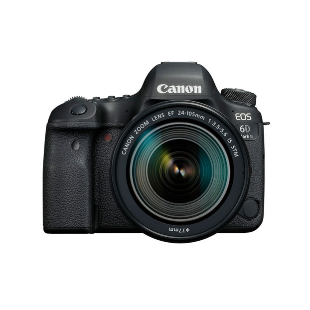 Canon EOS 6D Mark II + EF 24-105mm F3.5-5.6 IS STM