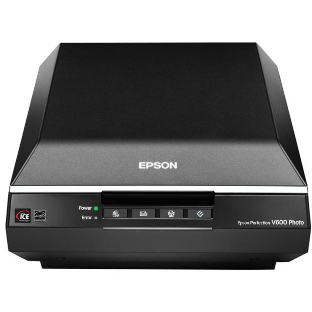 Epson Perfection V600 scanner