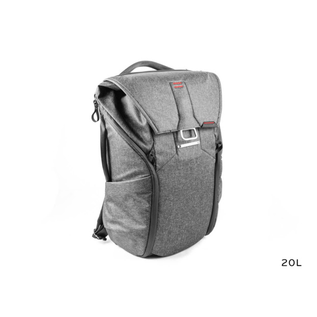 Peak Design Everyday backpack 20L Charcoal cameratas
