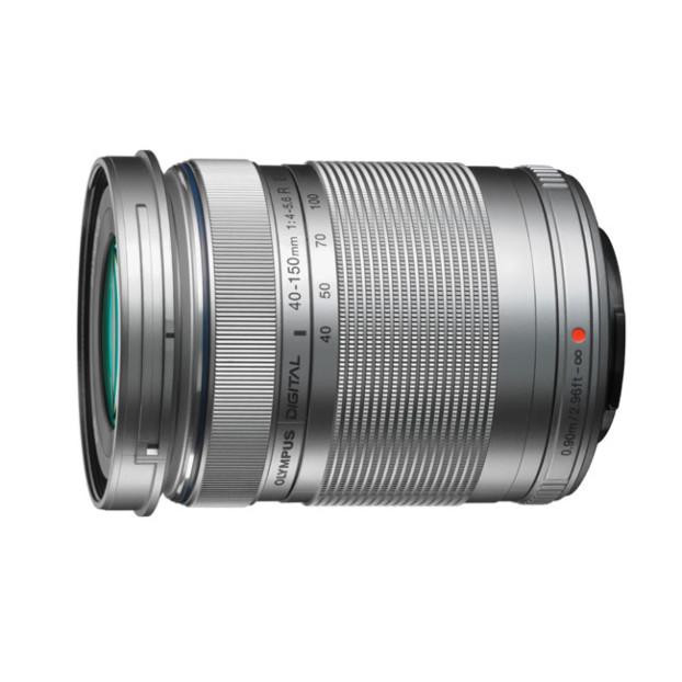 Olympus M.Zuiko Digital ED 40-150mm F4.0-5.6 R zilver