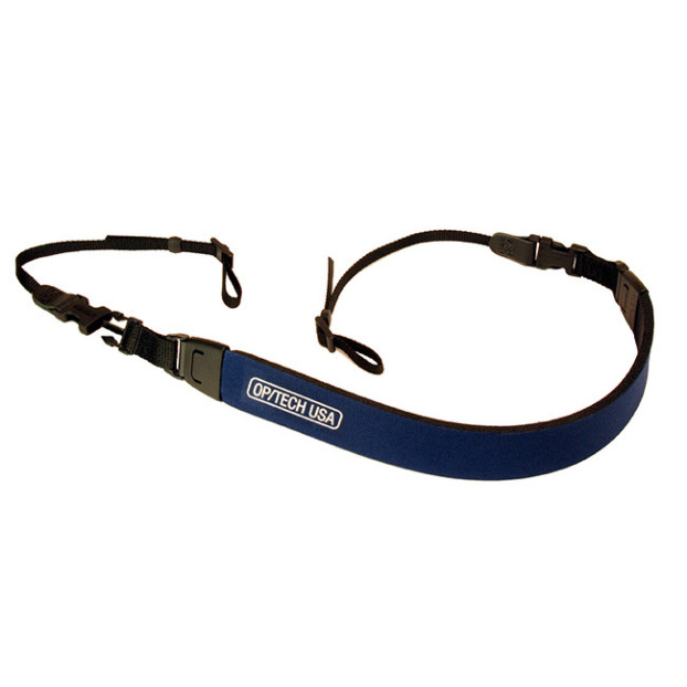 Optech Fashion Strap Navy