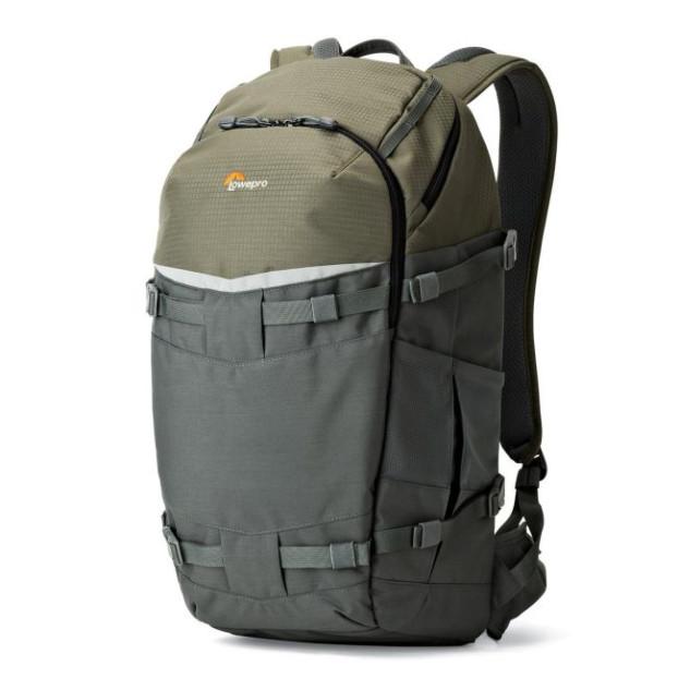 Lowepro Flipside Trek 450 AW grijs / groen rugzak