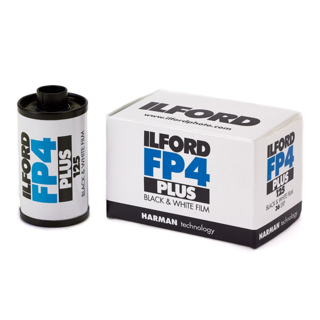 Ilford/Harman FP4 PLUS 135-24