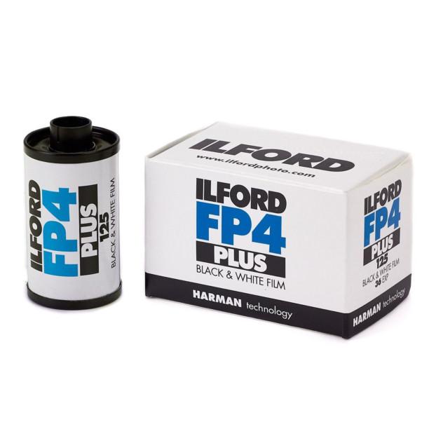 Ilford/Harman FP4 PLUS 135-24