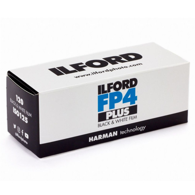 Ilford/Harman FP4 PLUS 120