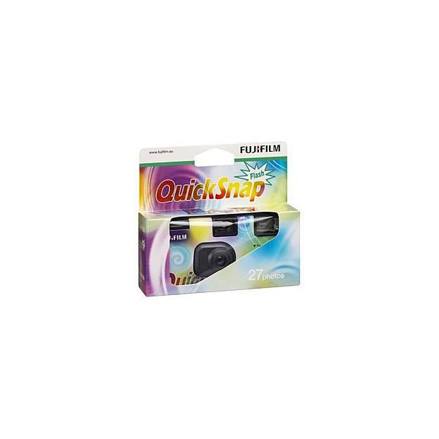 Fujifilm QuickSnap wegwerpcamera 400 ISO 27 opn.