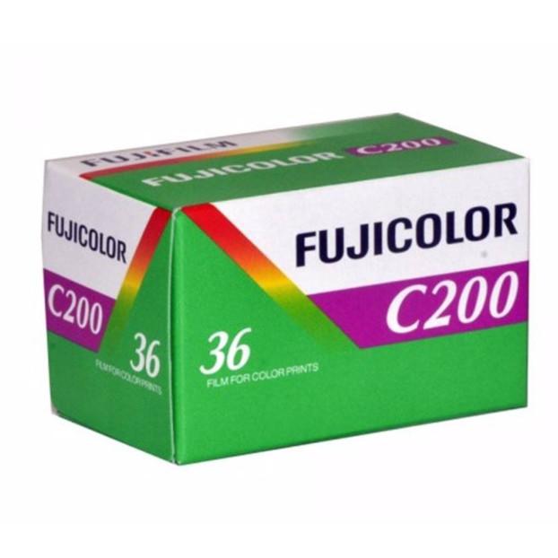 Fujifilm Fujicolor C 200 135-36EX EC 1