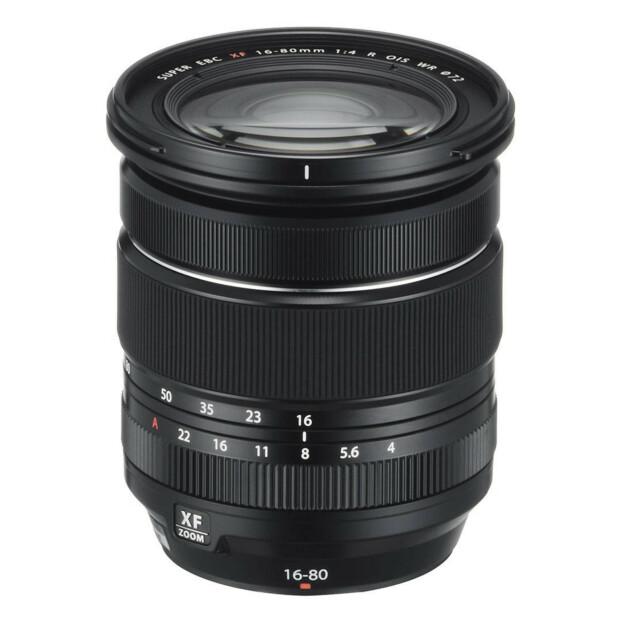 Fujifilm Fujinon XF 16-80mm f/4.0 R OIS WR