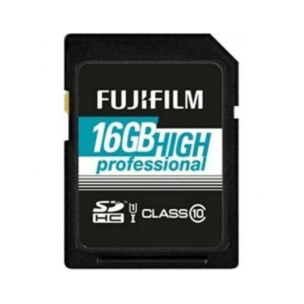 Fujifilm 16 GB SDHC-Card Class10 UHS-I R95 / W40