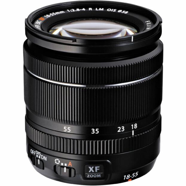 Fujifilm Fujinon XF 18-55mm F2.8-4.0 LM OIS Bulk